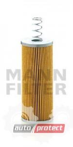 Фото 1 - MANN-FILTER C 718/1 воздушный фильтр