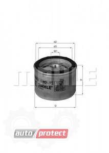Фото 1 - MAHLE LC 3 воздушный фильтр