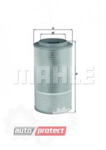 Фото 1 - MAHLE LX 1024 воздушный фильтр