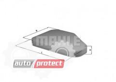 Фото 1 - MAHLE LX 125 воздушный фильтр