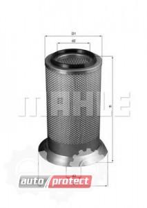 Фото 1 - MAHLE LX 141 воздушный фильтр