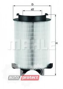 Фото 1 - MAHLE LX 1566 воздушный фильтр
