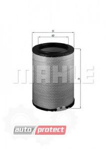 Фото 1 - MAHLE LX 1600 воздушный фильтр