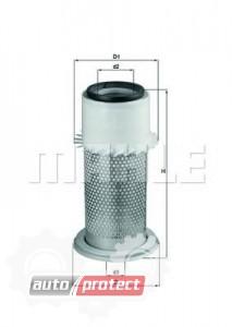 Фото 1 - MAHLE LX 1670 воздушный фильтр
