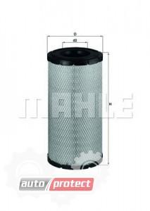 Фото 1 - MAHLE LX 1775 воздушный фильтр