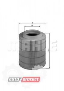 Фото 1 - MAHLE LX 1798 воздушный фильтр