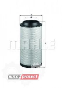Фото 1 - MAHLE LX 2020 воздушный фильтр