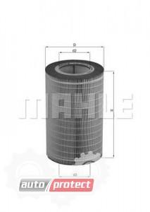 Фото 1 - MAHLE LX 2079 воздушный фильтр
