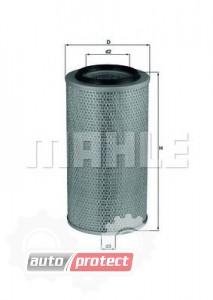 Фото 1 - MAHLE LX 265 воздушный фильтр