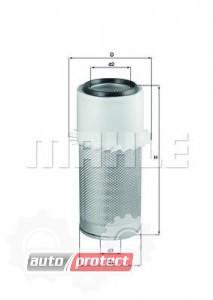 Фото 1 - MAHLE LX 33 воздушный фильтр