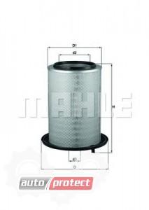 Фото 1 - MAHLE LX 450 воздушный фильтр