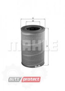 Фото 1 - MAHLE LX 612 воздушный фильтр