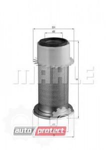 Фото 1 - MAHLE LX 650 воздушный фильтр