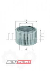 Фото 1 - MAHLE LX 718 воздушный фильтр
