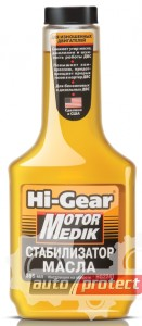 Фото 1 - Hi-Gear Motor Medik Стабилизатор вязкости масла