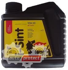 Фото 1 - Agip eni i-Sint 10W-40 Полусинтетическое моторное масло