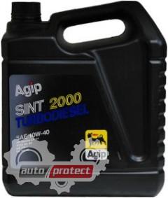 Фото 1 - Agip eni i-Sint Turbodiesel Полусинтетическое моторное масло 10W-40