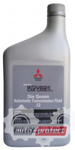 Фото 1 - MITSUBISHI Dia Queen ATF J2 Трансмиссионное масло