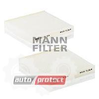 Фото 1 - MANN-FILTER CU 19 004-2 фильтр салонна