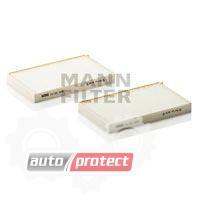 Фото 1 - MANN-FILTER CU 20 005-2 фильтр салонна