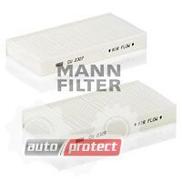 Фото 1 - MANN-FILTER CU 2327-2 фильтр салонна