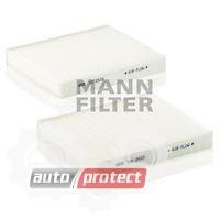 Фото 1 - MANN-FILTER CU 2533-2 фильтр салонна