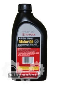 Фото 1 - Toyota 5W-30 (USA) Моторное масло