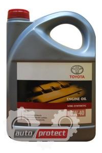 Фото 1 - Toyota 10W-40 (EU) Оригинальное масло
