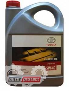 Фото 1 - Toyota 5W-40 (EU) Оригинальное моторное масло