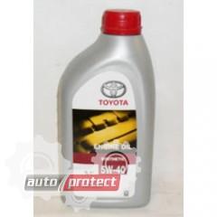 Фото 2 - Toyota 5W-40 (EU) Оригинальное масло