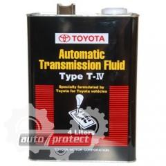 Фото 1 - Toyota ATF Type T-IV (JAP) Оригинальное трансмиссионное масло