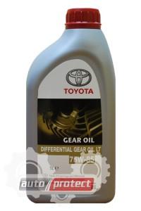 Фото 1 - Toyota LT 75W-85 (EU) Оригинальное трансмиссионное масло