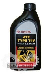 Фото 1 - Toyota ATF Type T-IV (USA) Трансмиссионное масло