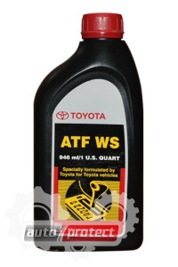 Фото 1 - Toyota ATF WS (USA) Трансмиссионное масло