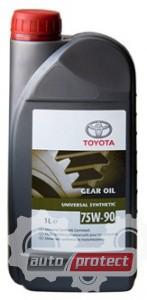 Фото 1 - Toyota SAE 75W-90 (EU) Оригинальное трансмиссионное масло