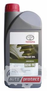 Фото 1 - Toyota SAE 80W-90 Трансмиссионное масло