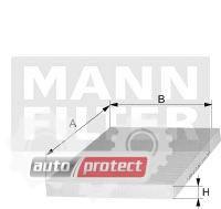 ���� 1 - MANN-FILTER CU 50 001 ������ �������