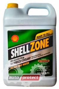 Фото 1 - Shell Shellzone G11 -80C Антифриз концентрат зеленый