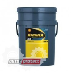Фото 1 - Shell Rimula R5 E 10W-40 Моторное масло