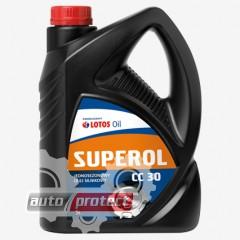 Фото 1 - Lotos Superol CC 30 моторное масло