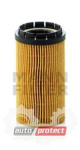 Фото 1 - MANN-FILTER HU 718 x масляный фильтр