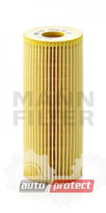 Фото 1 - MANN-FILTER HU 726/2 x масляный фильтр