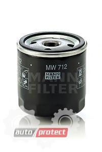 Фото 1 - MANN-FILTER MW 712 масляный фильтр