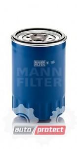 Фото 1 - MANN-FILTER W 1035 масляный фильтр