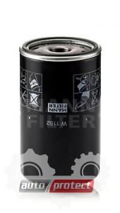 Фото 1 - MANN-FILTER W 1152 масляный фильтр