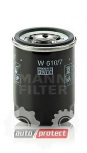 Фото 1 - MANN-FILTER W 610/7 масляный фильтр