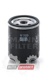 Фото 1 - MANN-FILTER W 7020 масляный фильтр