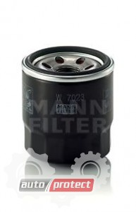 Фото 1 - MANN-FILTER W 7023 масляный фильтр