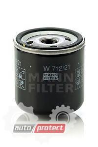 Фото 1 - MANN-FILTER W 712/21 масляный фильтр