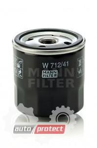 Фото 1 - MANN-FILTER W 712/41 масляный фильтр